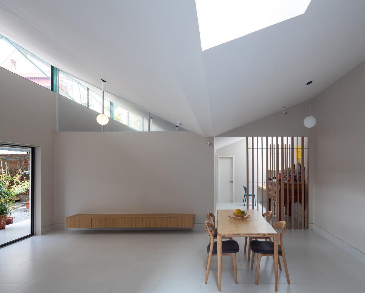 nội thất gỗ tạo sự thân thuộc
