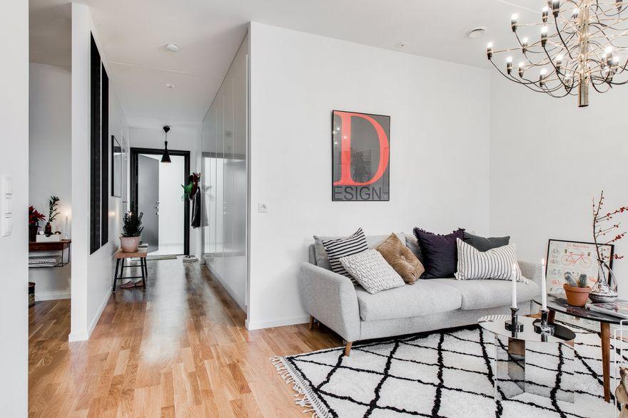 nội thất cho chung cư 56m2