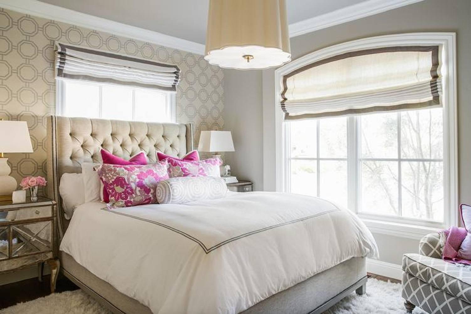 Thiết kế phòng ngủ với chiếc giường cực kỳ em ái là nơi ngỉ ngơi lý tưởng cho bạn sau một ngày dài